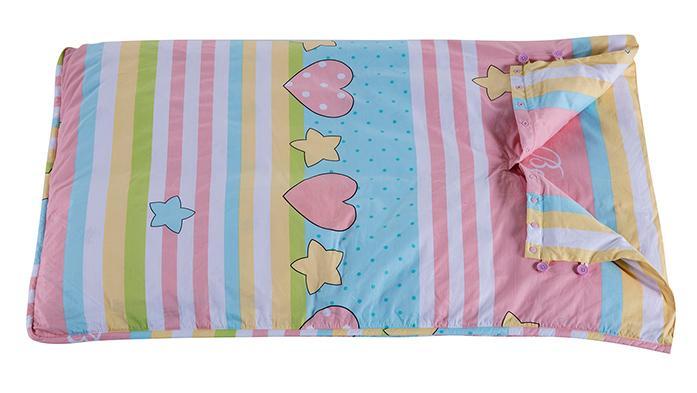 儿童拉链羽绒睡袋定制
