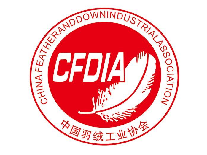 润波顿-中国羽绒工业协会徽标