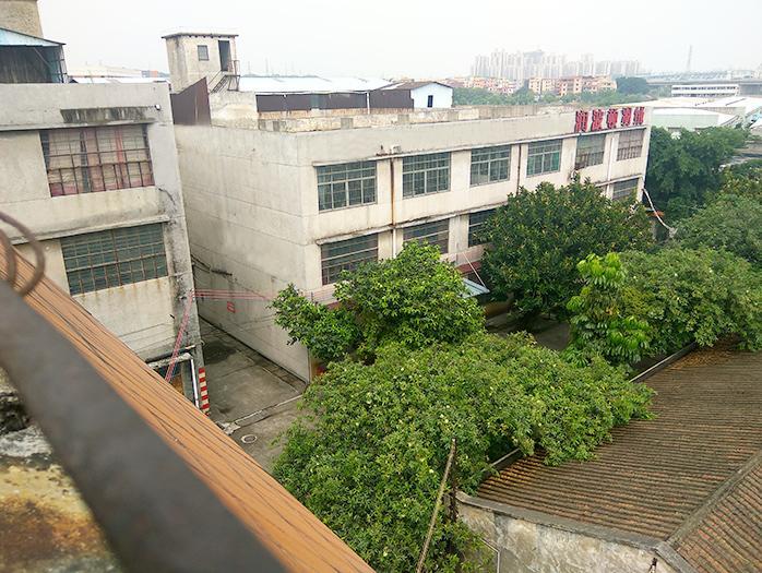 润波顿-工厂大楼