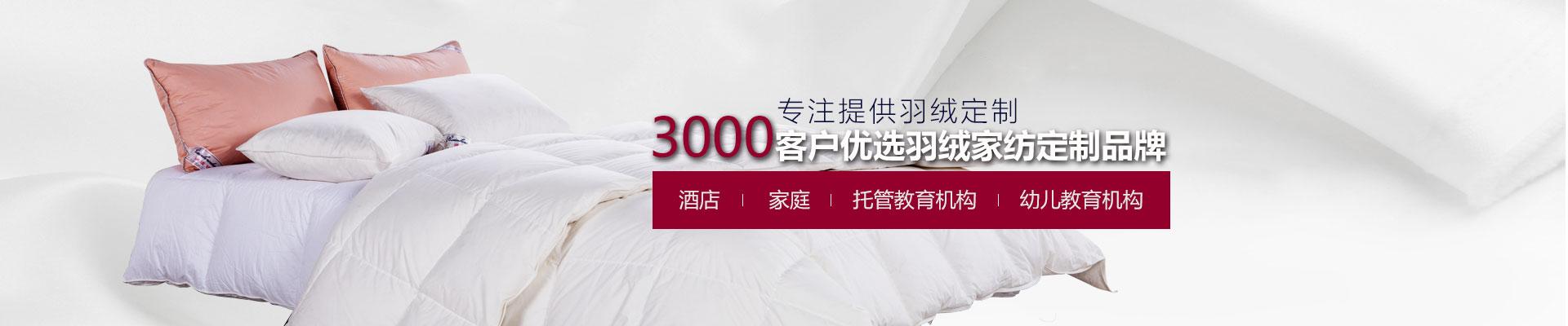 润波顿-3000+客户优选羽绒家纺定制品牌