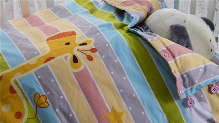 环保儿童睡袋