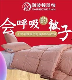 耐用印花羽绒床品