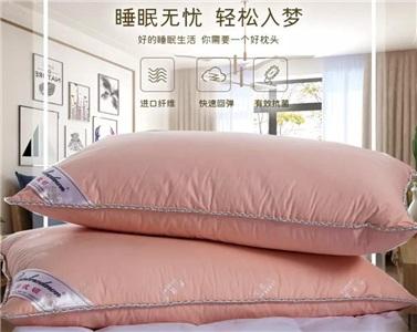 羽绒枕定制