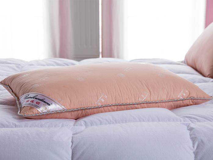 润波顿羽绒枕