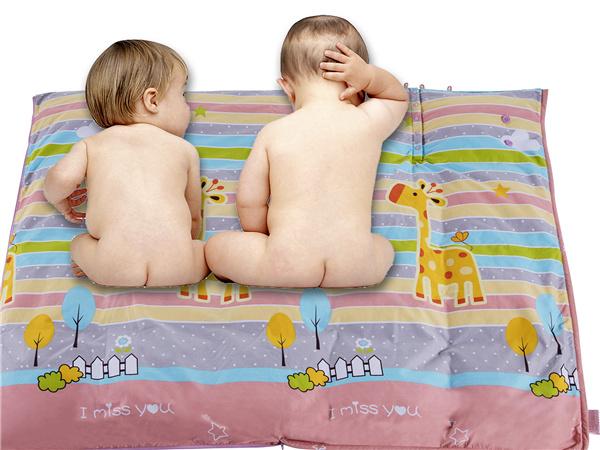 三合一儿童羽绒睡袋